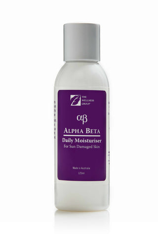 Alpha Beta Daily Moisturiser for Sun Damaged Skin - 125ml