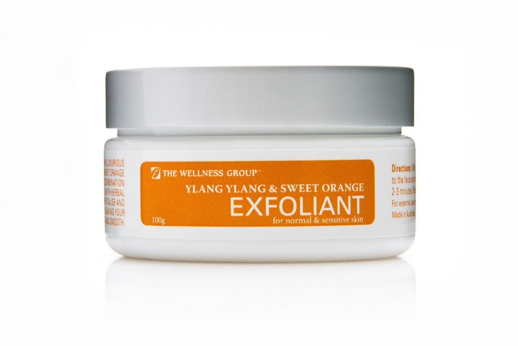 Ylang Ylang & Sweet Orange Exfoliant - 100g