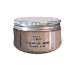 Macadamia Mint Foot Scrub - 250g