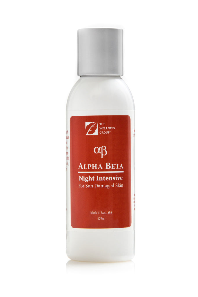 Alpha Beta Night Intensive for Sun Damaged Skin - 125ml