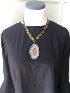 Versatile Agate Necklace