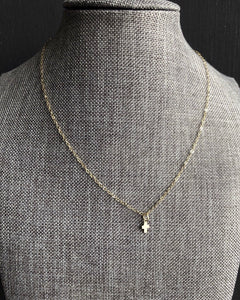 Paige Cross Necklace