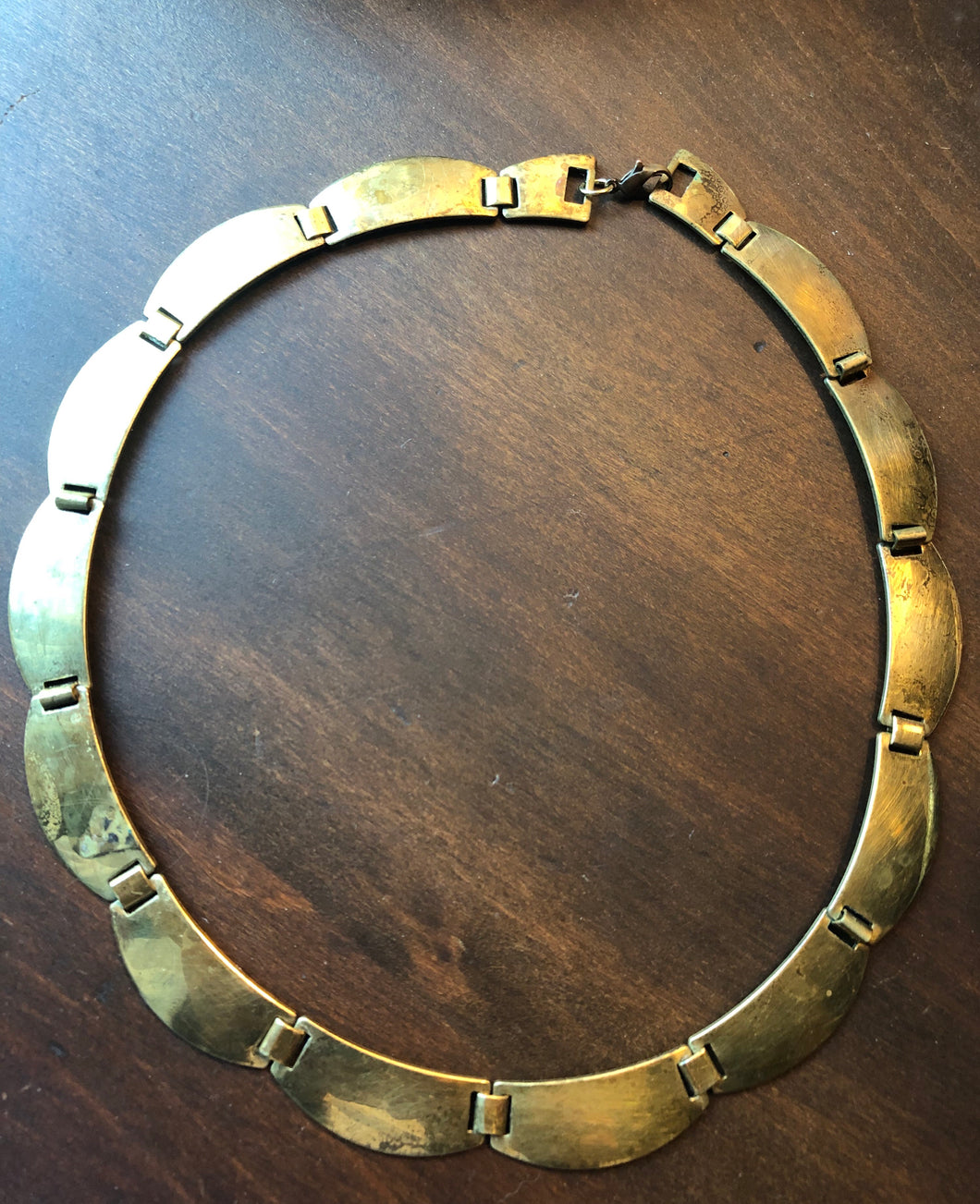The Virginia Collar Necklace
