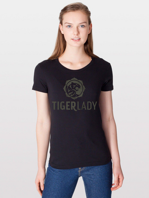Women's USA TigerLady Logo Tee - 2 Colorways