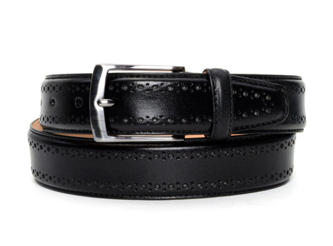 Perforated Dress Belt