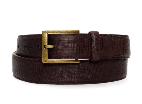 Saffiano Dress Belt