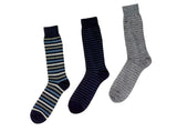 Stripe three pack