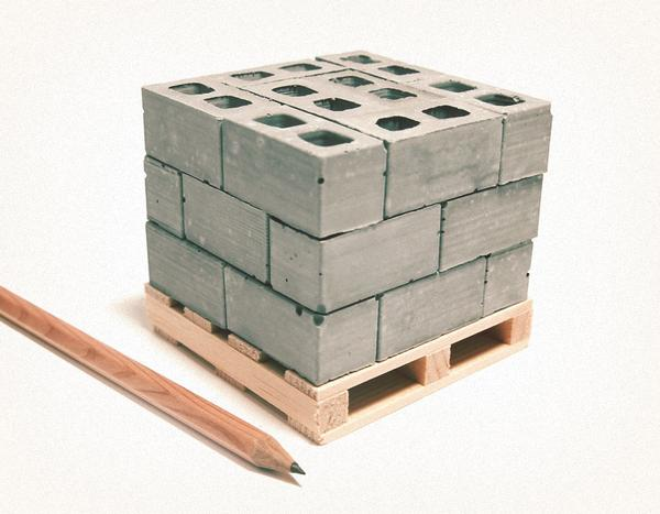 Give A Cool Gift Of Mini Cinder Blocks This Christmas Season