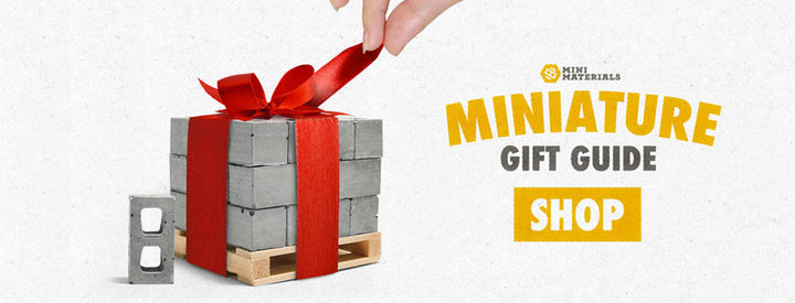 Mini Materials' 2016 Holiday Gift Guide