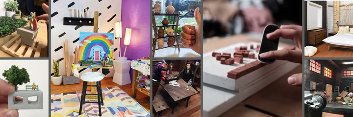 The Coolest Mini Materials Builds of 2020 (on Instagram)