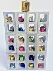 25minidiys Mini Materials DIY Christmas Advent Calendar