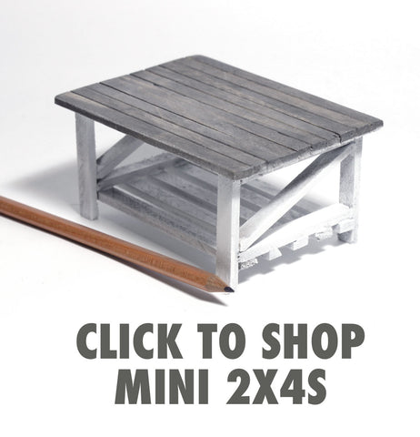 shop for mini two by fours