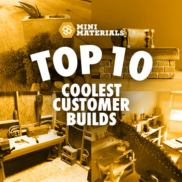 top 10 mini materials builds