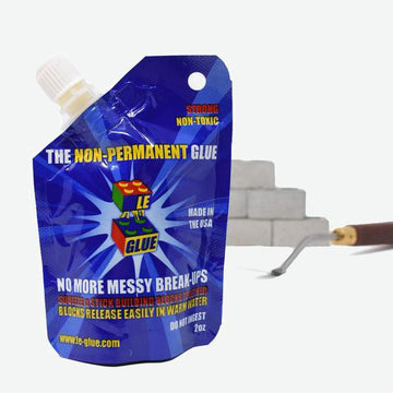 Water-Soluble Glue from Le-Glue