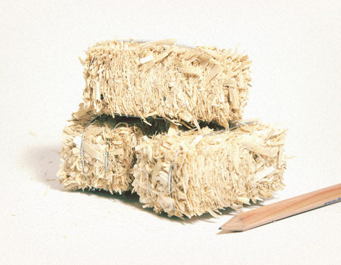 Miniature Hay Bales - Set of 3