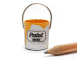 1:12 Scale Mini Paint Bucket (1pk)