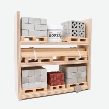 Mini Materials Ultimate Warehouse Kit