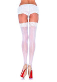 CURVY BACKSEAM THIGH HIGHS - CURVY HOSIERY - Intimate Treasures™
