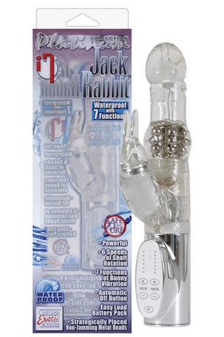 7 FUNCTION PLATINUM JACK RABBIT