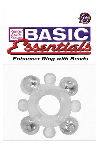 BASIC ESSENTIALS COCK RING