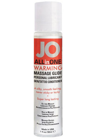 JO MASSAGE WARMING 1OZ