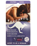 KANGAROO VIOLET MEGA EXTRA STRENGTH FOR HER SINGLE
