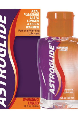 ASTROGLIDE 2.5 OZ WARMING