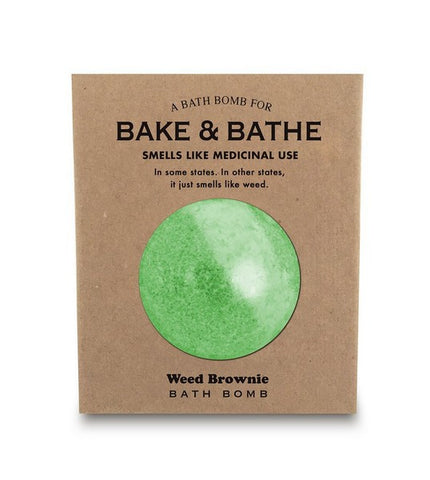 BAKE AND BATHE BATHBOMB