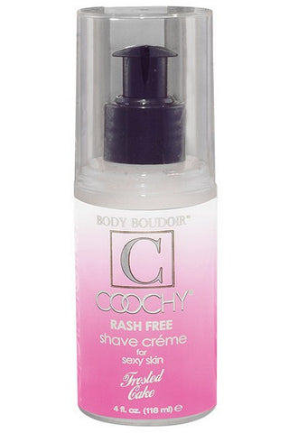 COOCHY FROSTED CAKE 4OZ