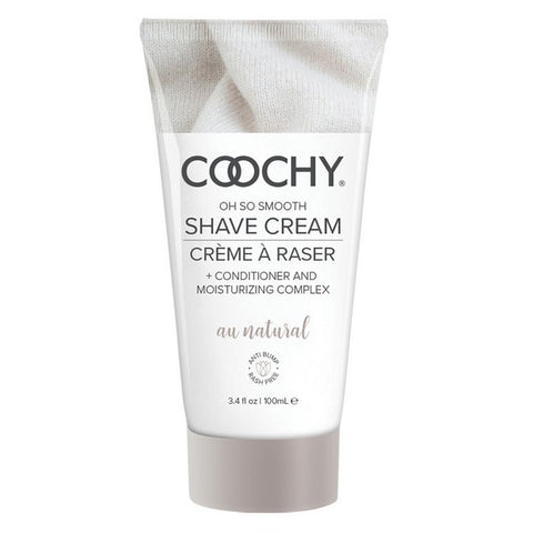 COOCHY SHAVE AU NATURAL 3OZ