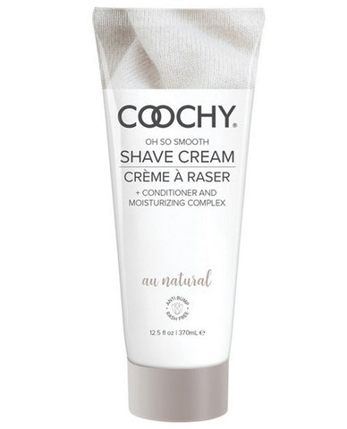 COOCHY SHAVE AU NATURAL 12OZ
