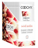 COOCHY SHAVE SWEET NECTAR SINGLE