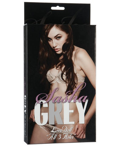 SASHA GREY 3 HOLE LOVE DOLL