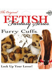 FETISH FANTASY FURRY HANDCUFFS CHEETA