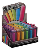 NEON LUV TOUCH BULLET 24CT