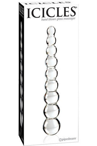 ICICLES NO. 2 GLASS ANAL WAND