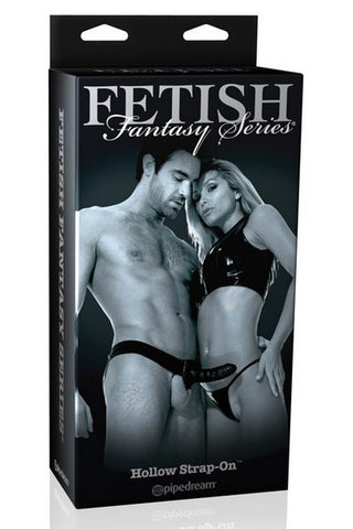 FETISH FANTASY HOLLOW STRAP-ON