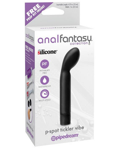ANAL FANTASY COLLECTION P SPOT TICKLER VIBRATOR