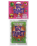 BJ BLAST ORAL SEX CANDY 3PK