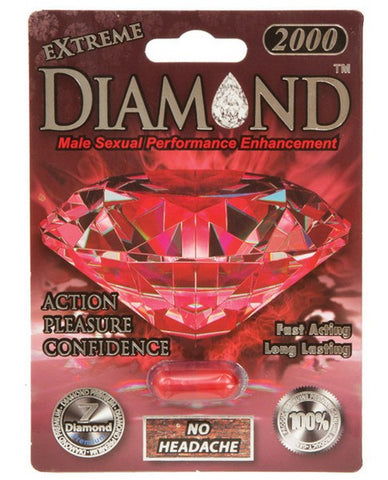 EXTREME DIAMOND 2000 SINGLE