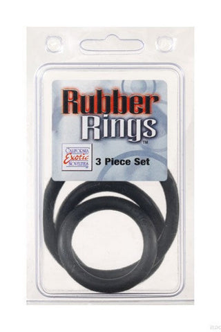 3PC RUBBER RING SET