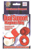 DUAL SUPPORT MAGNUM COCK RING