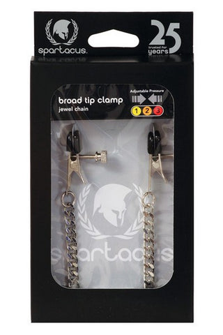 ADJUSTABLE TIPPED JEWEL CLAMPS