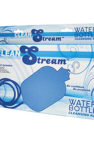 CLEAN STREAM WATER CLEANSING KIT