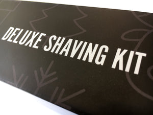 The Bowery Deluxe Shave Kit