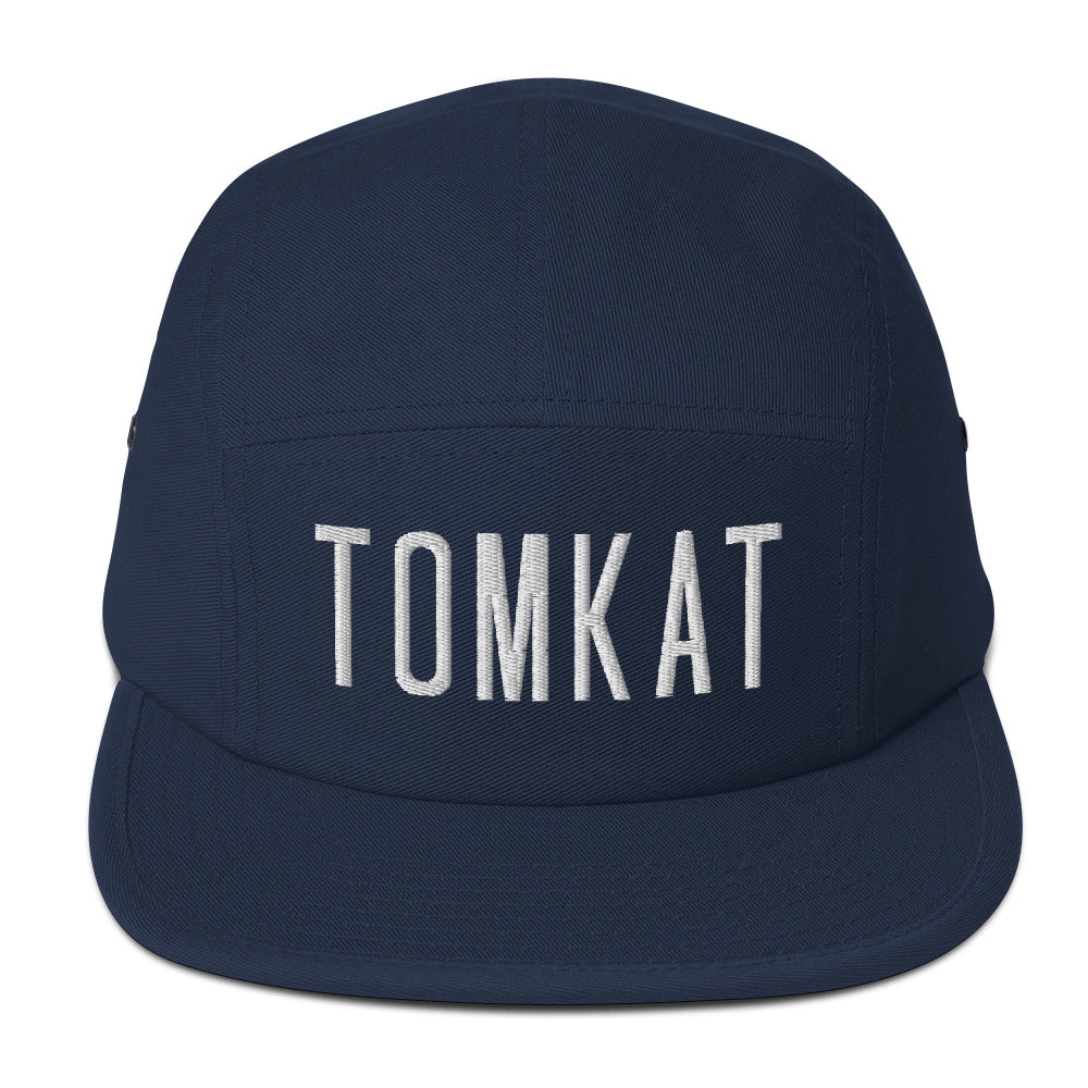 Five Panel Cap - TOMKAT Design