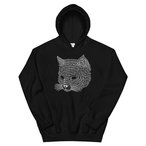 TOMKAT CAT LOGO Unisex Pull-Over Hoodie