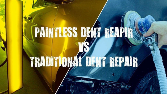 Pdr Vs Traditional Auto Body Repair Facts Faqs 2018 Update