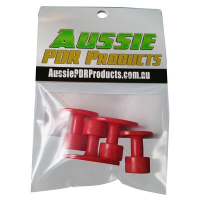 Aussie Pdr Tabs Bloody Orange Variety Pack Oval - 4pcs Accessories Aussie PDR Products