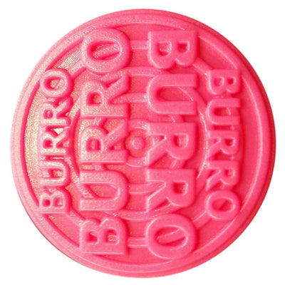 Burro Pink Series Raised Grid 21mm 10pc Accessories Anson